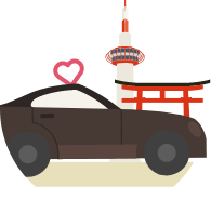 京都を中心にどこでもお届けいたします!