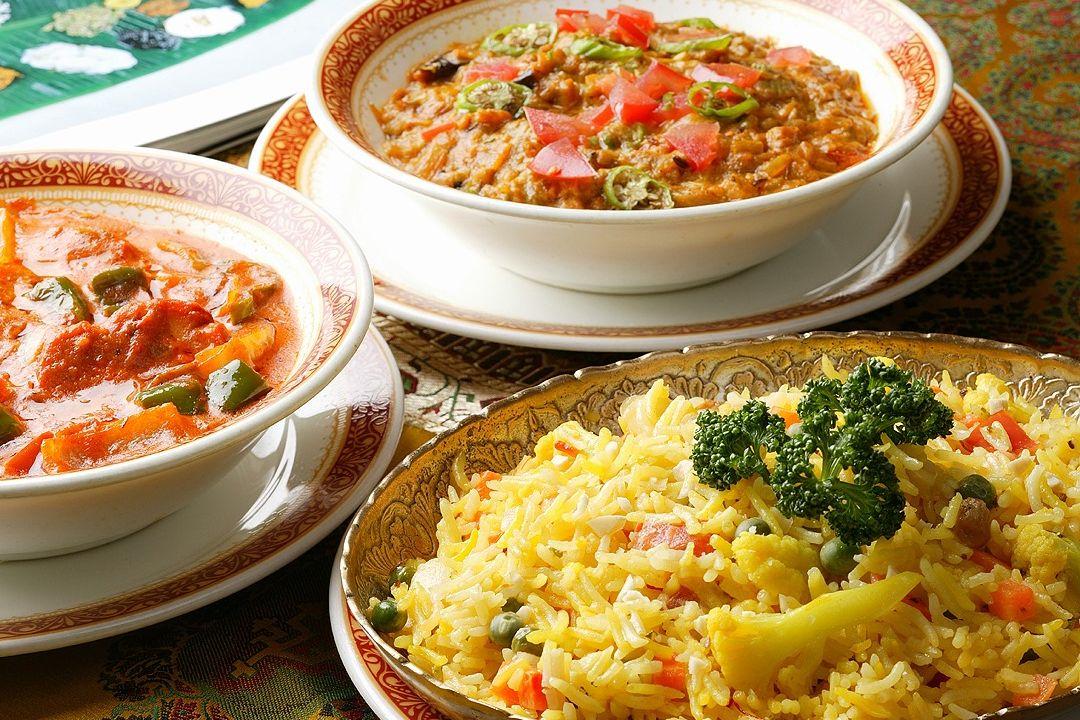 インド料理ケララ