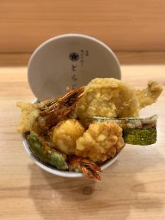 天丼 天ぷらめし とらじの商品